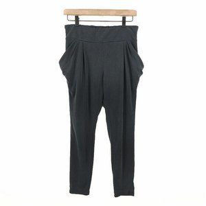Free People Pull on Pants Black Women's Small High